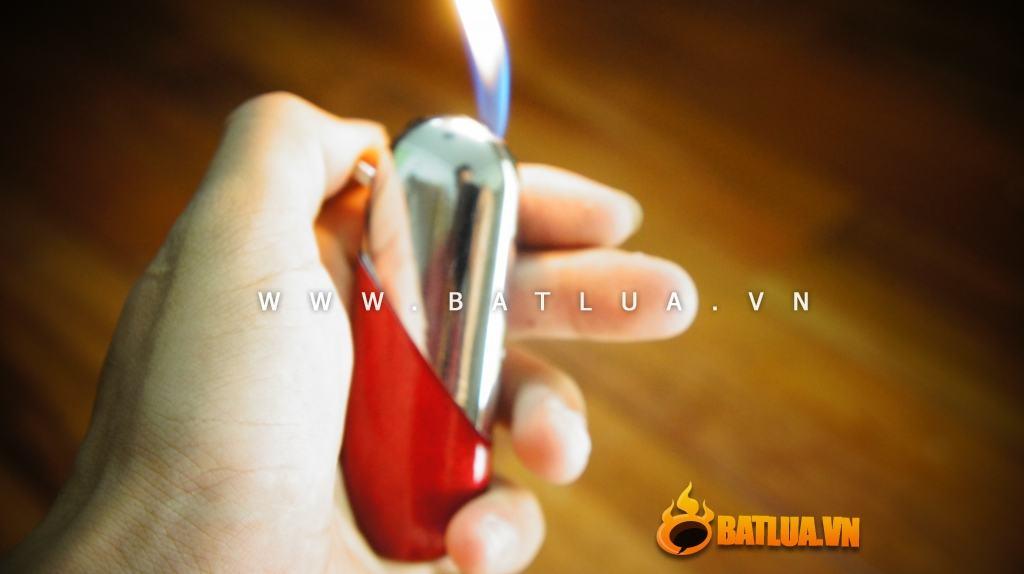 Bật lửa trái tim ngọt ngào MS88 075