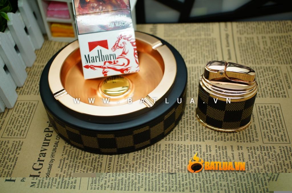 Bật lửa kiêm gạt tàn HC-SL104