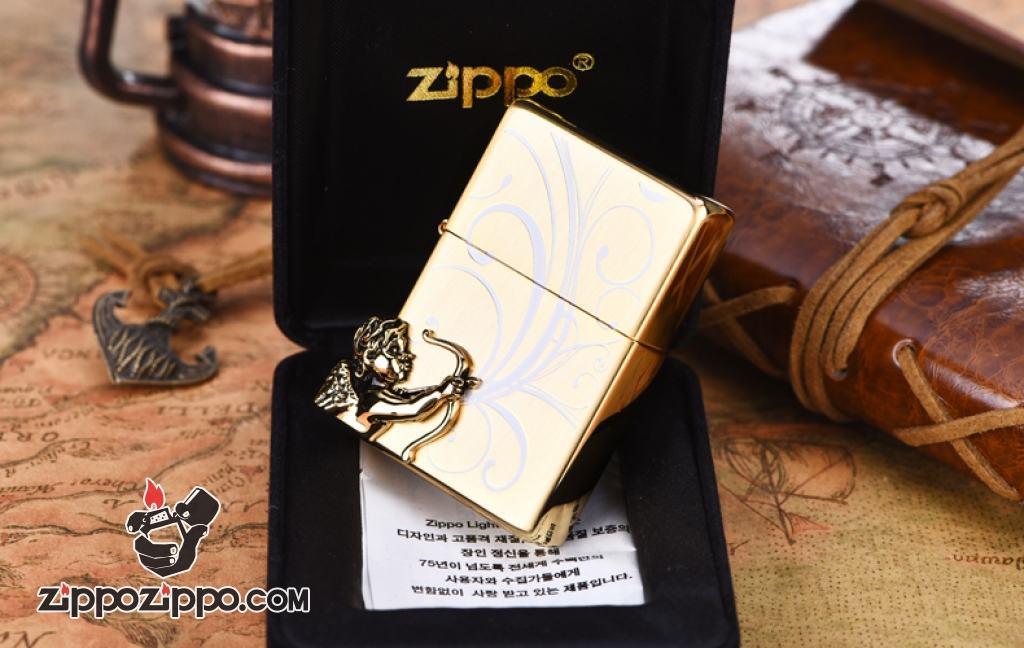 Bật lửa Zippo phiên bản Cupid Cupid New Tái Bản