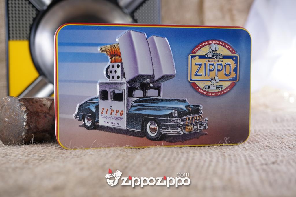Zippo xe hơi zippo