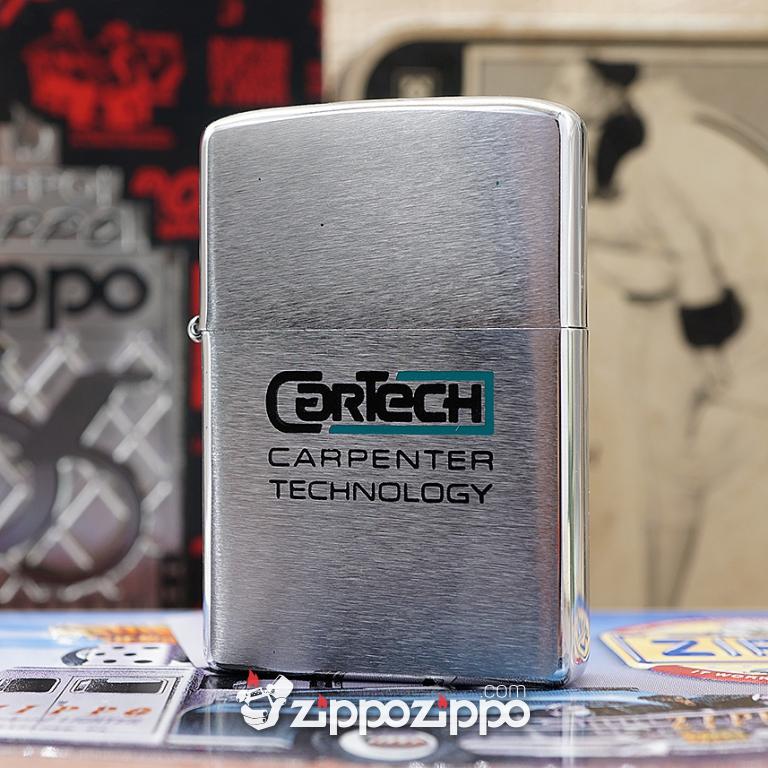 Zippo Cortech Carpenter Technology Sản Xuất Năm 1977