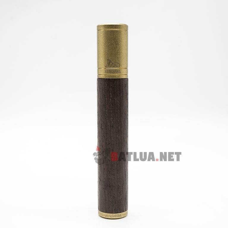 Set gạt tàn Cigar, ống đựng Cigar, đục Cigar Lubinski