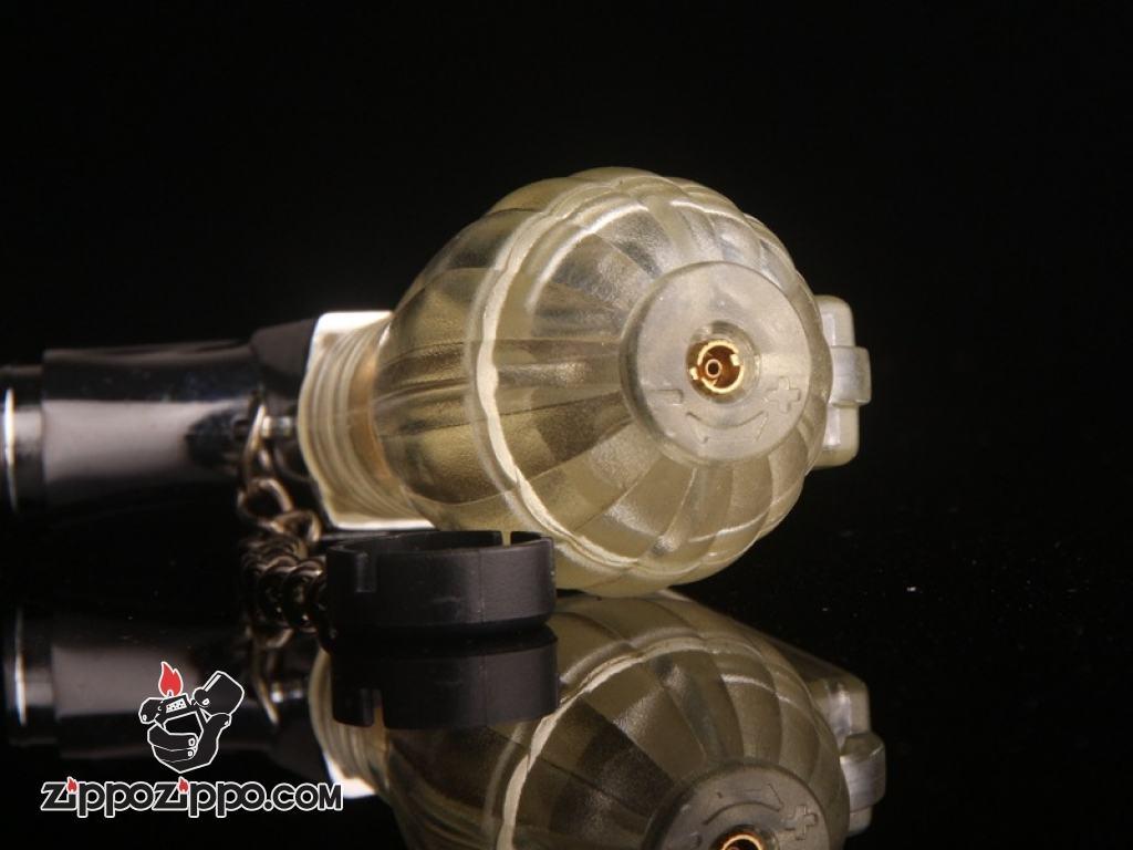 Bật lửa khò mỏ vịt ZP-30