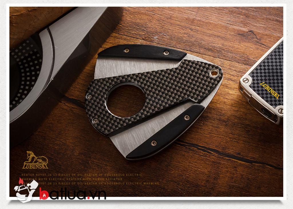 Dao cắt xì gà Lubinski J05T caro