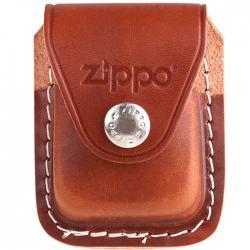 Bao da Zippo sắt khóa LPCB da nâu - Mã SP: BL09751