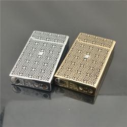 Bật lửa cảm biến điện tử ChenLong 635 in hoa văn độc đáo - Mã SP: BL09264