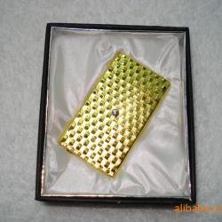 Bật lửa cảm ứng ChenLong CL326 vân sóng caro MS33 040 - Mã SP: BL01263