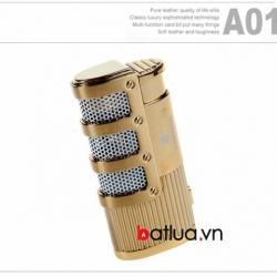 Bật lửa Cohiba mắt lưới 3 tia - Mã SP: BL03173
