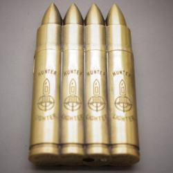 Bật lửa hình 4 viên đạn lửa khò - MS55 031 - Mã SP: BL00067