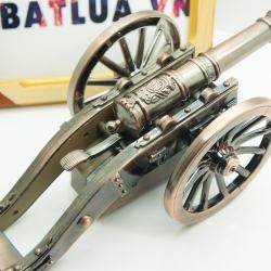 Bật lửa hình khẩu pháo cổ loại lớn - MS55 039 - Mã SP: BL00082