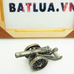 Bật lửa hình khẩu pháo cổ loại nhỏ - MS55 038 - Mã SP: BL00084