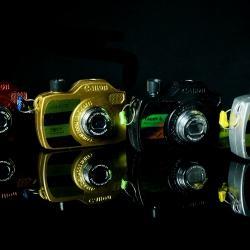 Bật lửa hình máy ảnh Canon MS88 049 - Mã SP: BL00087