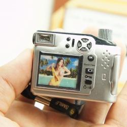 Bật lửa hình máy ảnh số MS88 088 - Mã SP: BL00088