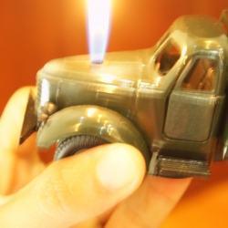 Bật lửa hình ô tô  quân sự MS88 099 - Mã SP: BL00092
