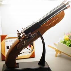 Bật lửa hình súng cổ 4  lòng súng F4 - MS55 026 - Mã SP: BL00096