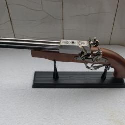 Bật lửa hình súng cổ DH-E40 - MS 55 002 - Mã SP: BL00606