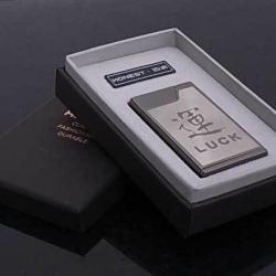 Bật lửa Honest BAICHENG chính hãng Tupper vuông 295-6 - Mã SP: BL00127