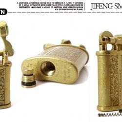 Bật lửa JiFeng JF018 - Mã SP: BL00927