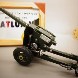 Bật lửa khẩu pháo thần công lòng dài - MS55 030 - Mã SP: BL01222