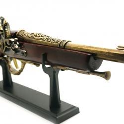 Bật lửa khẩu súng hoa cải 3 - MS 55 045 - Mã SP: BL01205