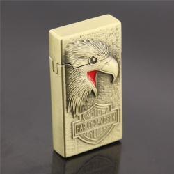 Bật lửa khò có đèn LED và đèn soi tiền giả Khắc chim ưng HARLEY-DAVDSON - Mã SP: BL09050