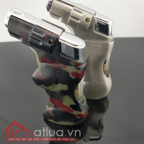 Bật lửa khò hình khẩu súng lục côn  MS88 103