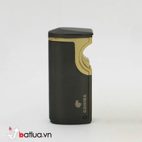 Bật lửa khò xì gà Cohiba COB-577 màu đen
