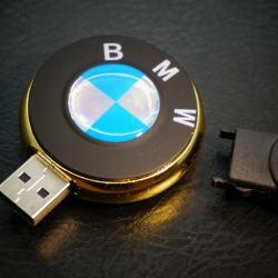 Bật lửa không dùng ga sạc điện qua USB hình móc khoa BMW MS66 023 - Mã SP: BL00545