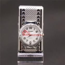 bật lửa kiêm đồng hồ HY608 - Mã SP: BL09839