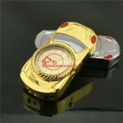 bật lửa kiêm đồng hồ kiểu  dáng ô tô cực đẹp - Mã SP: BL09838