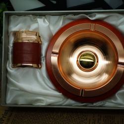 Bật lửa kiêm gạt tàn HC-M107 - Mã SP: BL01766