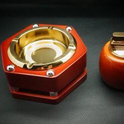 Bật lửa kiêm gạt tàn JP-1016 - Mã SP: BL00440
