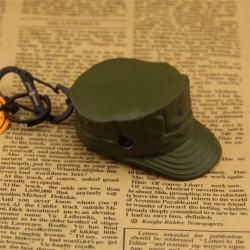 Bật lửa móc khoá  mũ lồi xanh quân đội  307 - Mã SP: BL09546