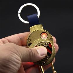 Bật lửa móc khóa sạc điện USB logo các thương hiệu xe ôtô nổi tiếng - Mã SP: BL09186