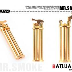 Bật lửa Mr. Smoke chính hãng Nhật Bản Penguin 3 ống JP012 - Mã SP: BL00582