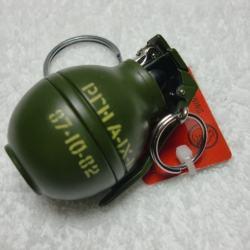 Bật lửa quân sự hình quả mìn - Mã SP: BL00256