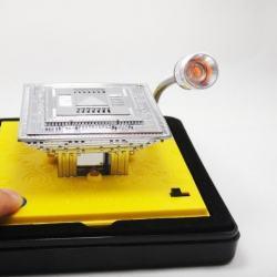 Bật lửa sạc điện không dùng ga hình CHIP máy tính MS66 052 - Mã SP: BL00549