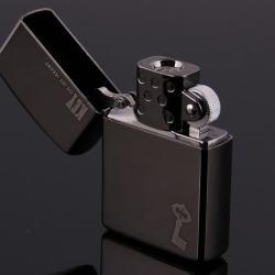 Bật lửa sạc điện không dùng ga kiểu dáng zippo mẫu 14 MS66 036 - Mã SP: BL00572