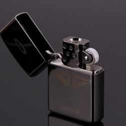 Bật lửa sạc điện không dùng ga kiểu dáng zippo mẫu 23 hình đôi cánh MS66 045 - Mã SP: BL00617