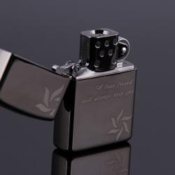 Bật lửa sạc điện không dùng ga kiểu dáng zippo mẫu 29 A True Friends MS66 051 - Mã SP: BL00623