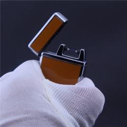 Bật lửa sạc điện USB Weipeng phóng tia lửa điện kiểu dáng trang nhã - Mã SP: BL02140