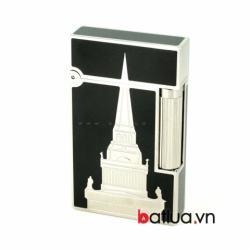 Bật lửa ST Dupont mẫu A110 tháp chùa - Mã SP: BL10237