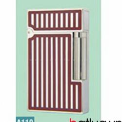 Bật lửa ST Dupont mẫu A119 sọc đỏ - Mã SP: BL10241