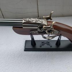 Bật lửa súng cổ DH-D60 6 nòng - MS 55 006 - Mã SP: BL00602
