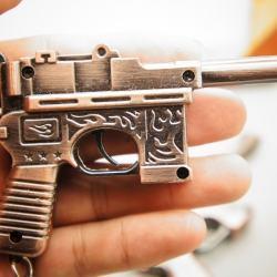 Bật lửa súng cổ version 1 - MS55 023 - Mã SP: BL00593