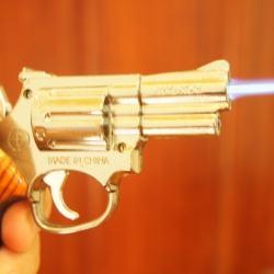 Bật lửa súng côn loại nhỏ lửa khò - MS55 034 - Mã SP: BL00589