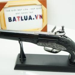 Bật lửa súng cướp biển F777 - MS55 040 - Mã SP: BL00586