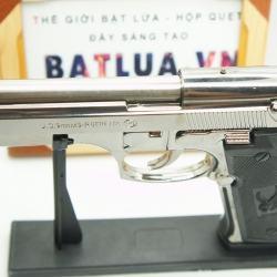 Bật lửa súng lục k59 - MS55 041 - Mã SP: BL00587