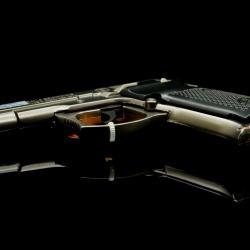 Bật lửa súng lục kèm laser 706  - MS 55 053 - Mã SP: BL01241