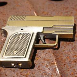 Bật lửa súng lục ngắn 207 - MS 55 005 - Mã SP: BL00603